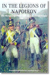 In The Legions Of Napoleon cover