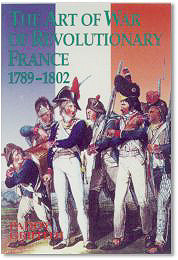 The Art Of War Of Revolutionary France cover