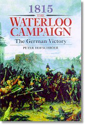 1815: The Waterloo Campaign - The German Victory cover