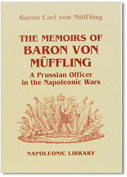 The Memoirs of Baron von Müffling cover