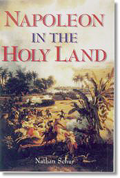 Napoleon In The Holy Land cover