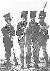 Norwegian iNFANTRY 1814