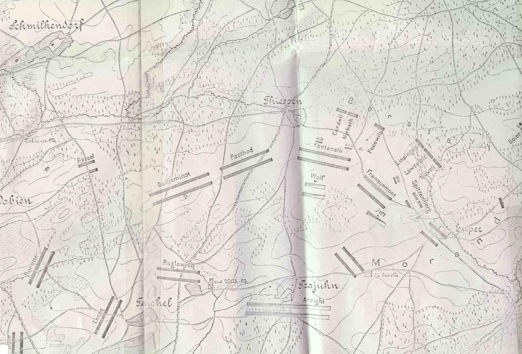Maps GeoGREIF  Napoleon Series 1  Napoleon Series 2