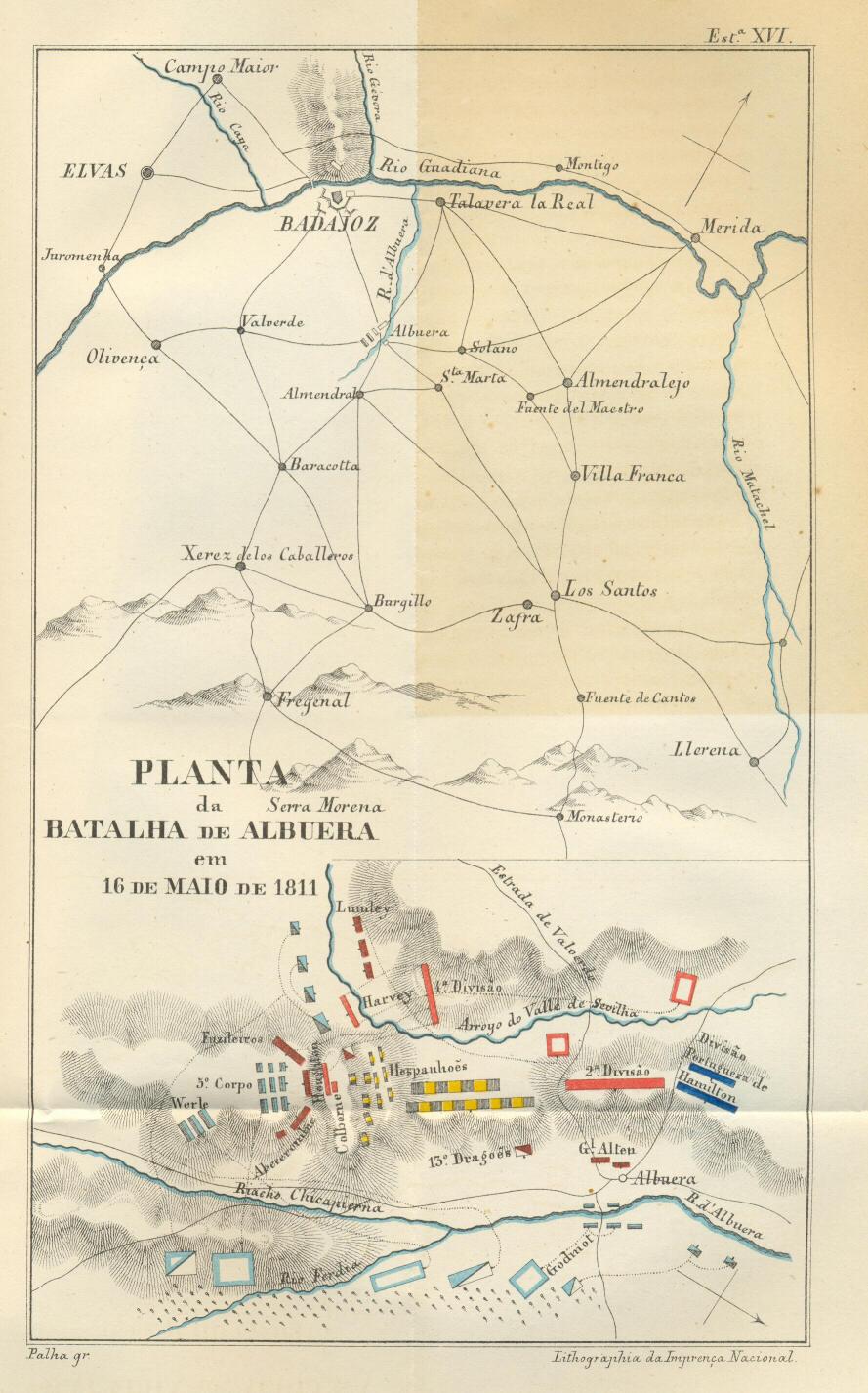 1811 mai 16 - Albuera Albuera