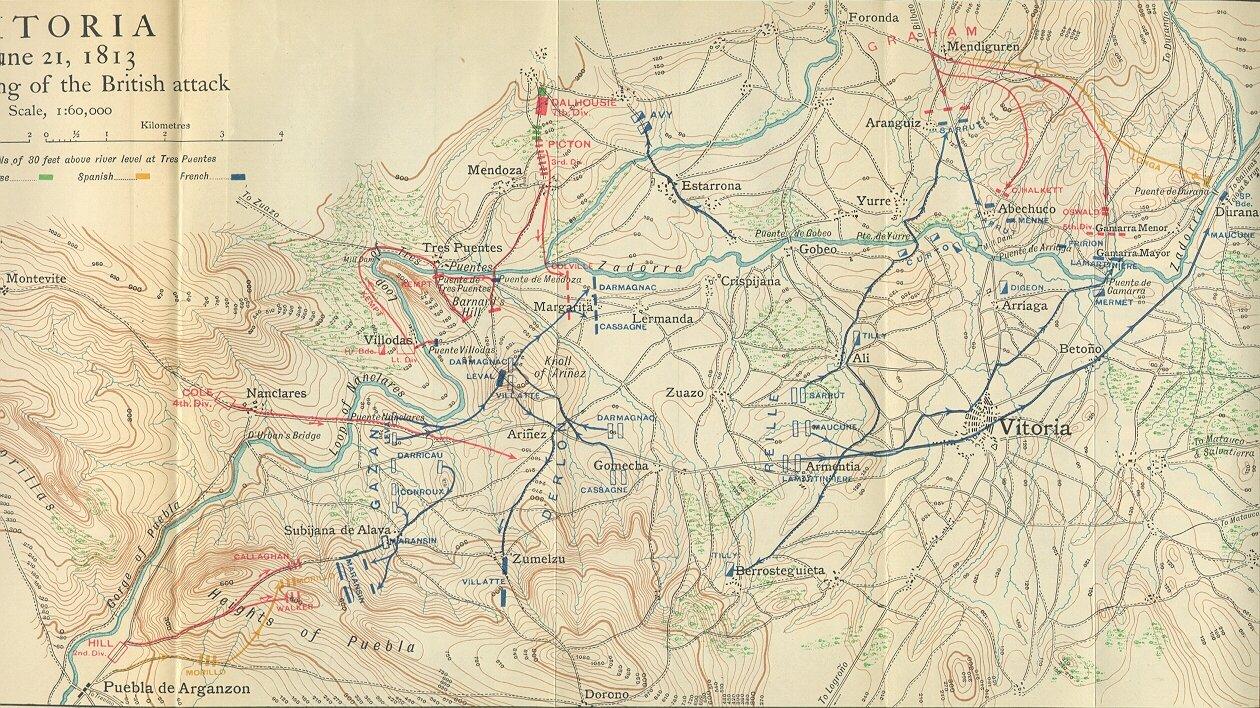 1813 juin 21 - Vitoria Vitoria