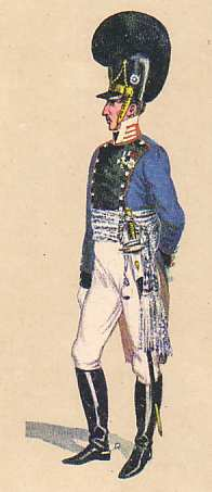 Bavaria: Colonel 11th Infantry Regiment Kinkel: 1811