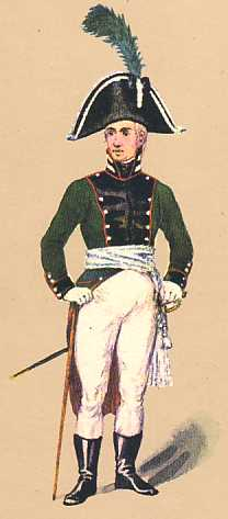 Bavaria: 1st and 2nd Light Battalions Salern: 1802
