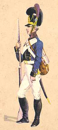 Bavaria: Grenadier 14th Infantry Regiment: 1806
