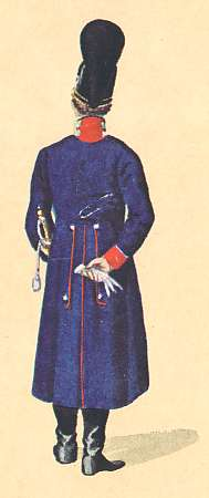 Bavaria: 1st Lieutenant 6th Infantry Regiment Herzog Wilhhelm: 1806