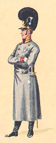 Bavaria: Captain 6th Light Infantry