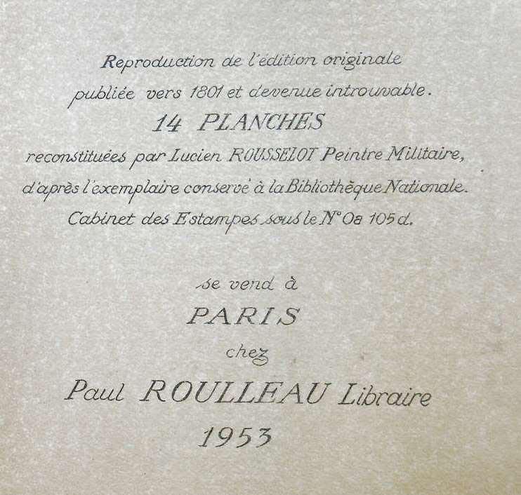 POTRELLE : LA GARDE DES CONSULS – 1801 Potrelletitle2b
