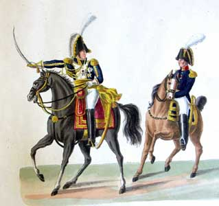 The French 8th Corps in Hamburg (1806 - 1808): the Uniform Plates of the Suhr Brothers