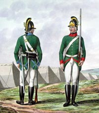 The Austrian Army in 1798: the Uniform Plates of Tranquillo Mollo and Joseph George Mansfield