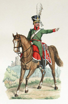 Bavaria: National-Chevauleger-Regiment
