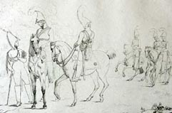 Russian Cavalry in 1807: the Sauerweid Illustrations