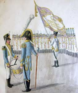 The Westphalian Army in Hamburg (circa 1809): the Uniform Plates of the Suhr Brothers