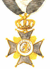 Bavaria: Cross of the Order of the Palatinate Lion