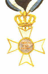 Bavaria: Cross of the Order of Maximillian-Joseph