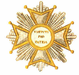 Bavaria:  Shield of the Order of Maximillian-Joseph
