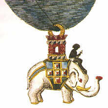 Bavaria: Cross of the Order of the Elephant