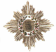 Hesse Darmstadt: Shield of  Order of Ludwig