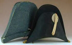Imperial Guard Foot Artillery Officer's Chapeau