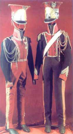 Polish Lancers of the Guard