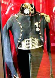Officer's Full Dress Habit: Polish Horse Artillery 1812