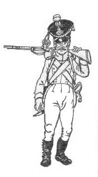Line Infantry Musketeer