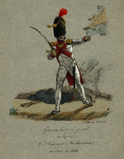 Vernet's Dutch Grenadier