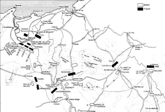 Map of the Action