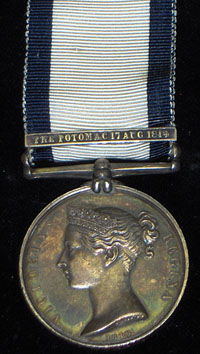 The Naval General Service Medal