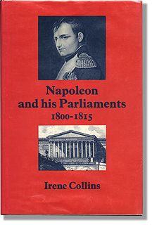 Napoleon And His Parliaments cover