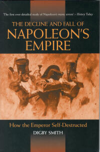 Decline and Fall of Napoleon's Empire Cover