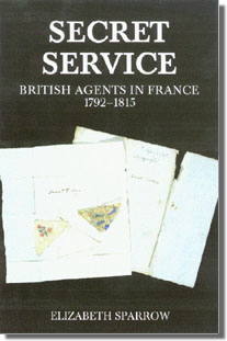 Secret Service: British Agents in France cover