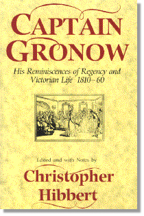 Gronow cover