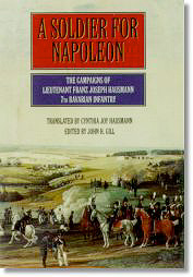 A Soldier for Napoleon cover