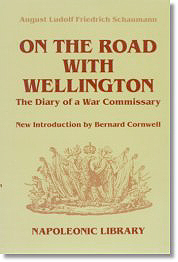On the Road with Wellington cover