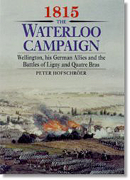 1815: The Waterloo Campaign cover