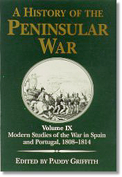A History of the Peninsular War cover
