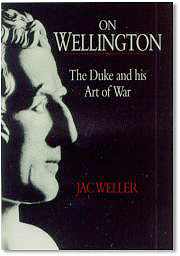 On Wellington, The Duke and his Art of War cover