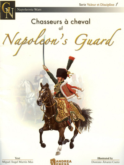 Chasseurs à Cheval of Napoleon's Guard Cover